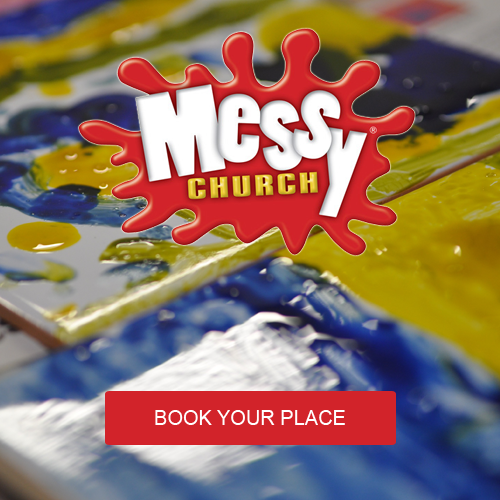 messy church at st agnes church